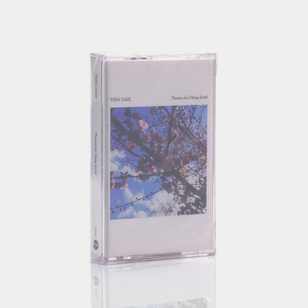 Teen Daze - Themes For Dying Earth (2017) Cassette Tape
