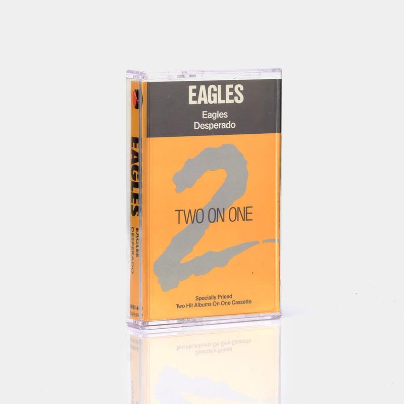 Eagles - Desperado (1973) Cassette Tape