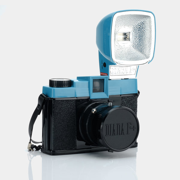 Diana F+ 120 Film Camera with Flash