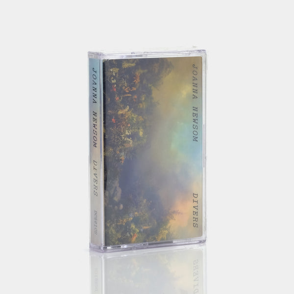 Joanna Newsom - Divers (2015) Cassette Tape