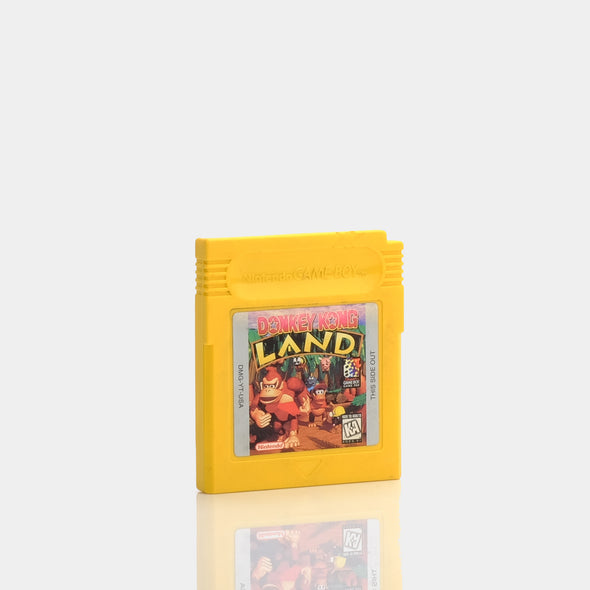 Donkey Kong Land Game Boy Game