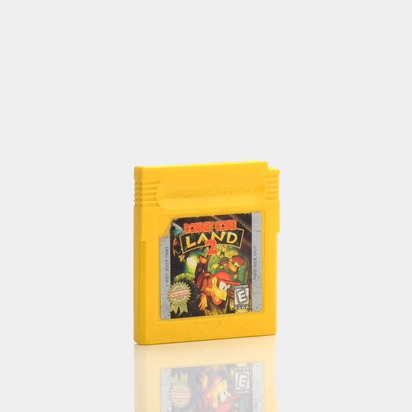 Donkey Kong Land 2 Game Boy Game