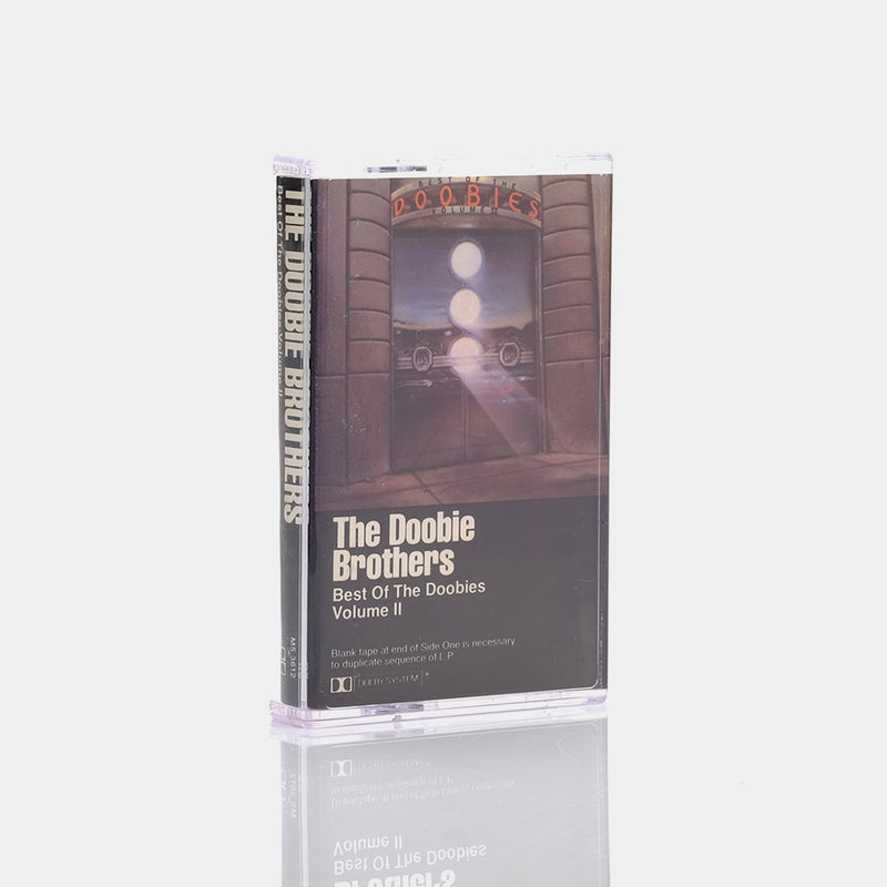 The Doobie Brothers - Best Of The Doobies Vol II (1981) Cassette Tape