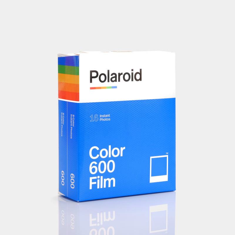 Polaroid 600 Color Film Double Pack
