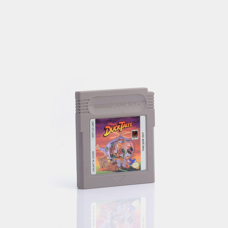 Duck Tales Game Boy Game