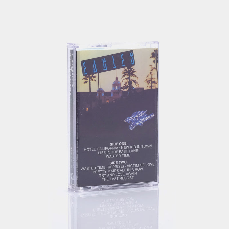 Eagles - Hotel California (1976) Cassette Tape