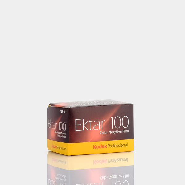Kodak Ektar 100 Color Negative 35mm Film (36 Exposures)