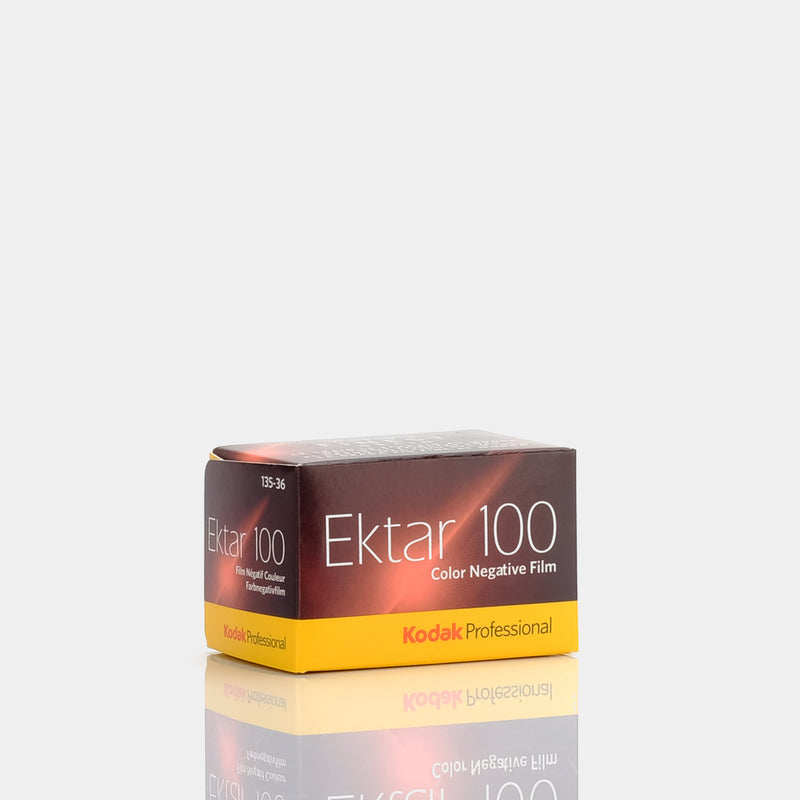 Kodak Ektar 100 35mm Color Film
