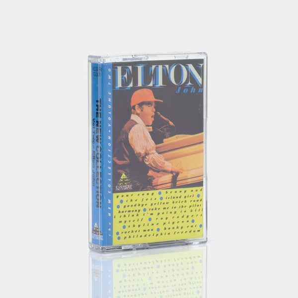 Elton John - The New Collection Vol. II (1983) Cassette Tape