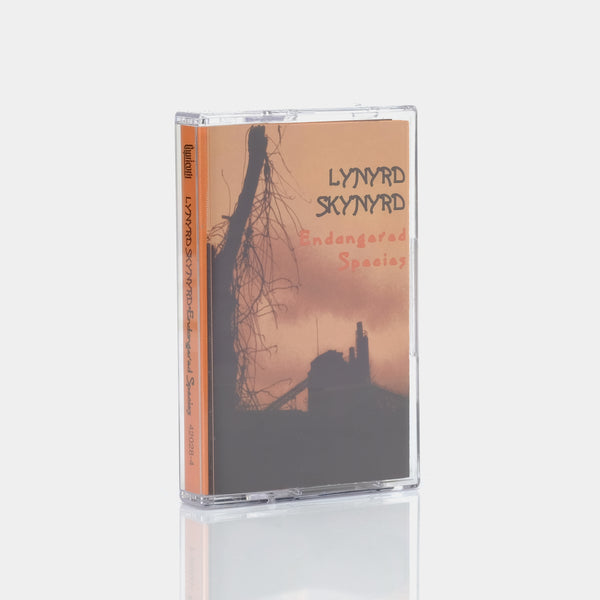 Lynyrd Skynyrd - Endangered Species (1994) Cassette Tape