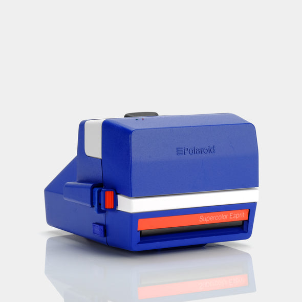 Refurbished Polaroid 600 Camera - Esprit Supercolor