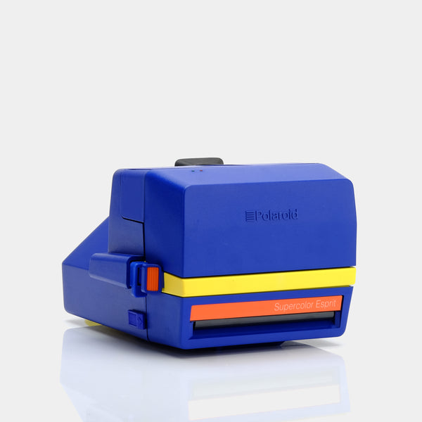 Polaroid Supercolor Esprit Blue 600 Camera