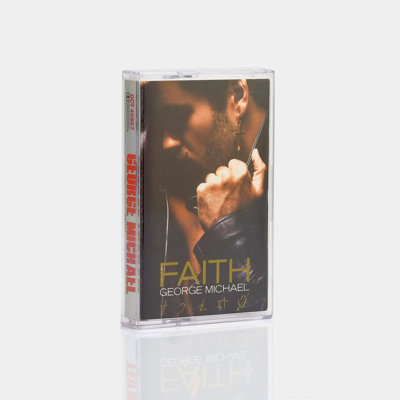 George Michael - Faith (1988) Cassette Tape