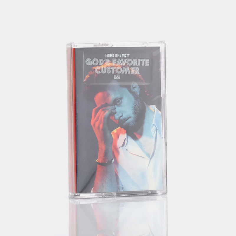 Father John Misty - God's Favorite Customer (2018) Cassette Tape