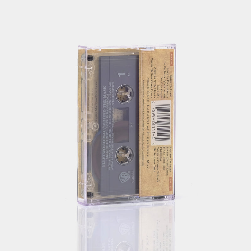 Fleetwood Mac - Behind The Mask (1990) Cassette Tape