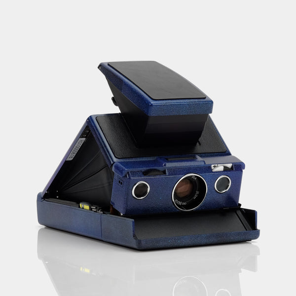 Polaroid 600 Folding Camera - Midnight Blue