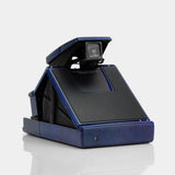 Polaroid 600 Midnight Blue Folding Instant Film Camera