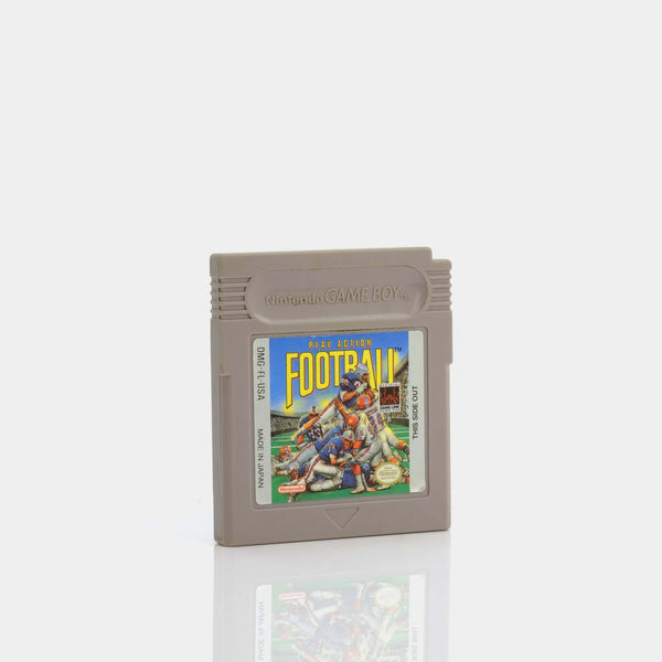 Play Action Football (1990) Game Boy Game