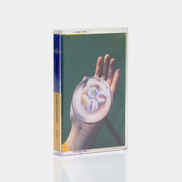 Frankie Cosmos ‎– Close It Quietly (2019) Cassette Tape