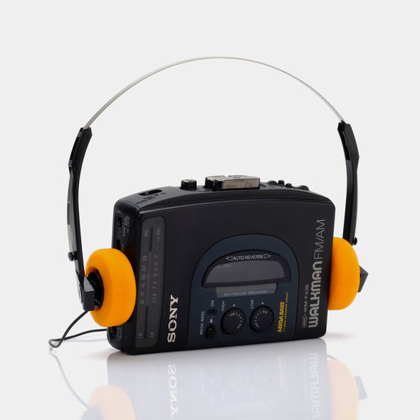 Sony Walkman WM-FX38 AM/FM Portable Cassette Player