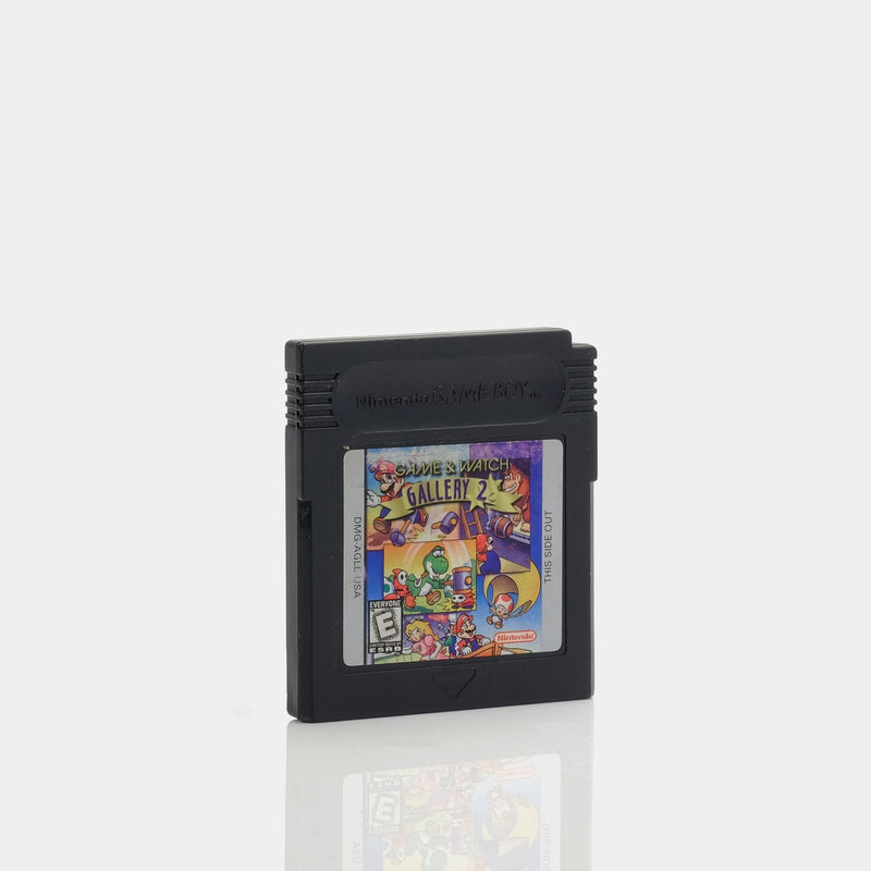 Game & Watch Gallery 2 (1997) Game Boy Game