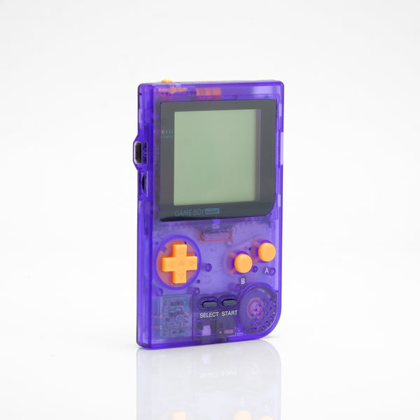 Game Boy Pocket - Clear Purple