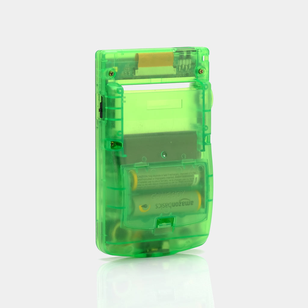 Refurbished Game Boy Color - Clear Green