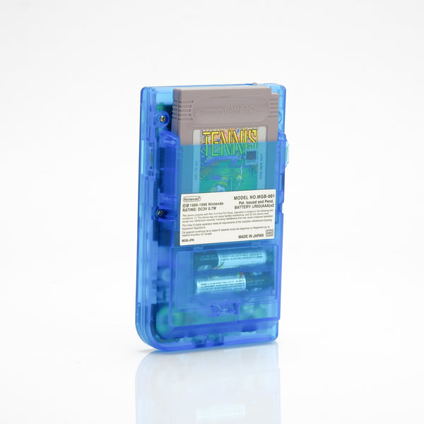 Game Boy Pocket - Clear Blue