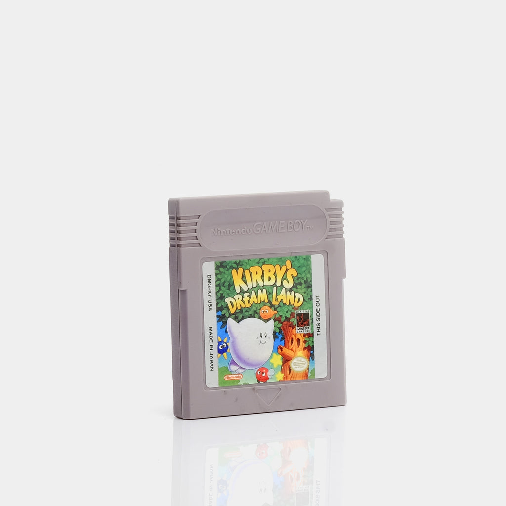 Kirby's Dream Land Game Boy Game