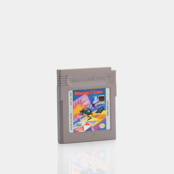 Revenge of the Gator Game Boy Game