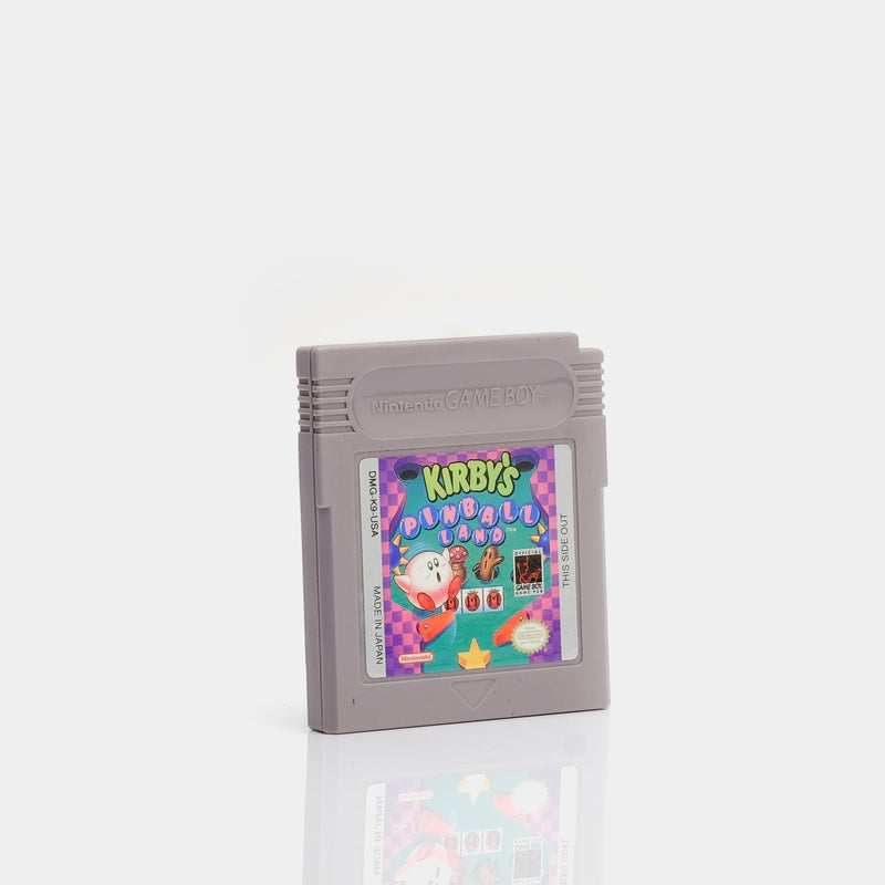 Kirby's Pinball Land Game Boy Game