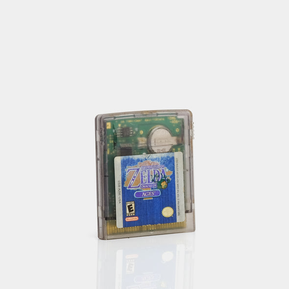 The Legend of Zelda Oracle of Ages Game Boy Game