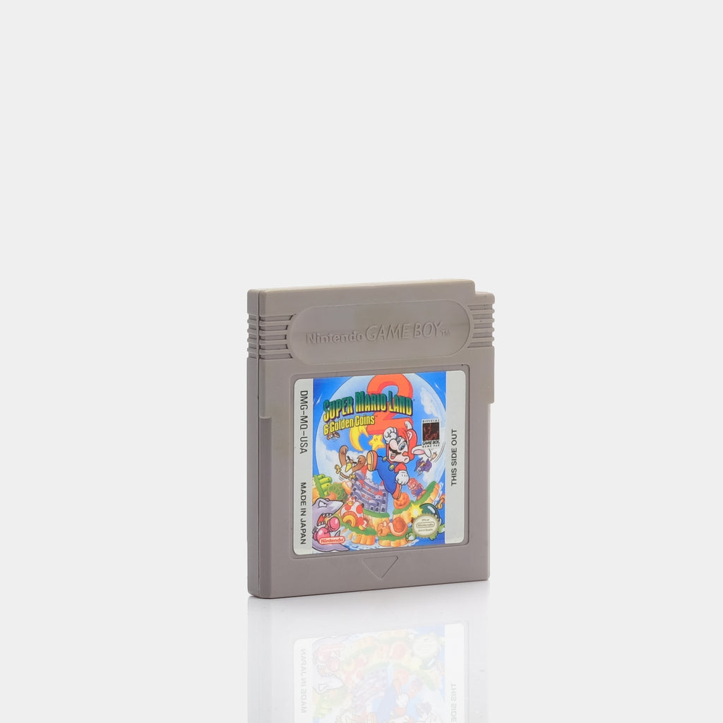 Super Mario Land 2 Game Boy Game