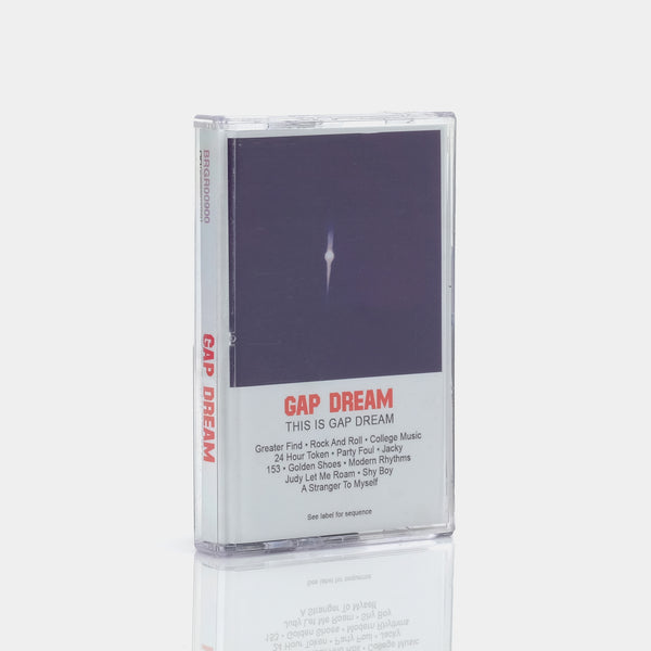 Gap Dream - This Is Gap Dream (2016) Cassette Tape