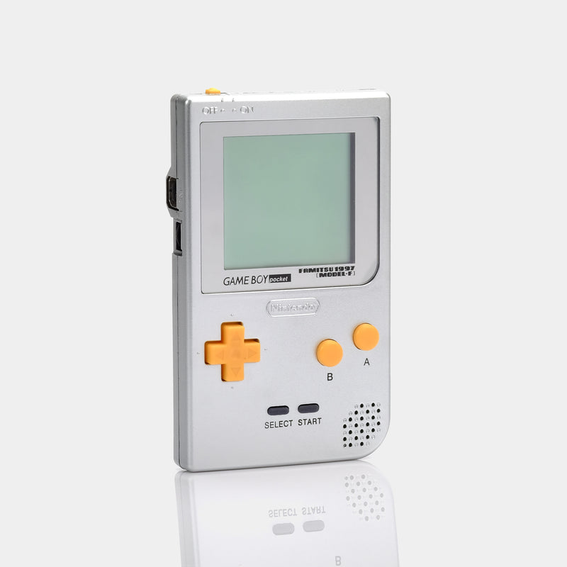 Nintendo Game Boy Pocket Famitsu Model-F Game Console