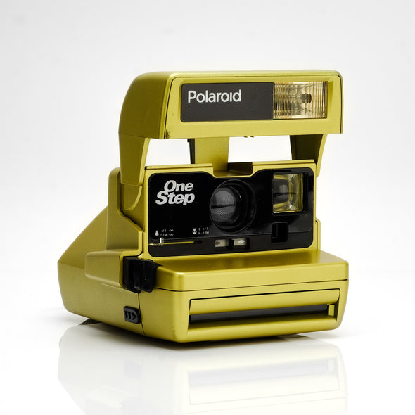 Polaroid Gold 600 Camera