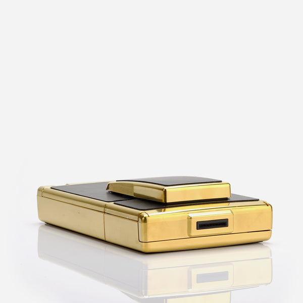 Polaroid SX-70 SLR Folding Camera - Gold Plated Limited Edition