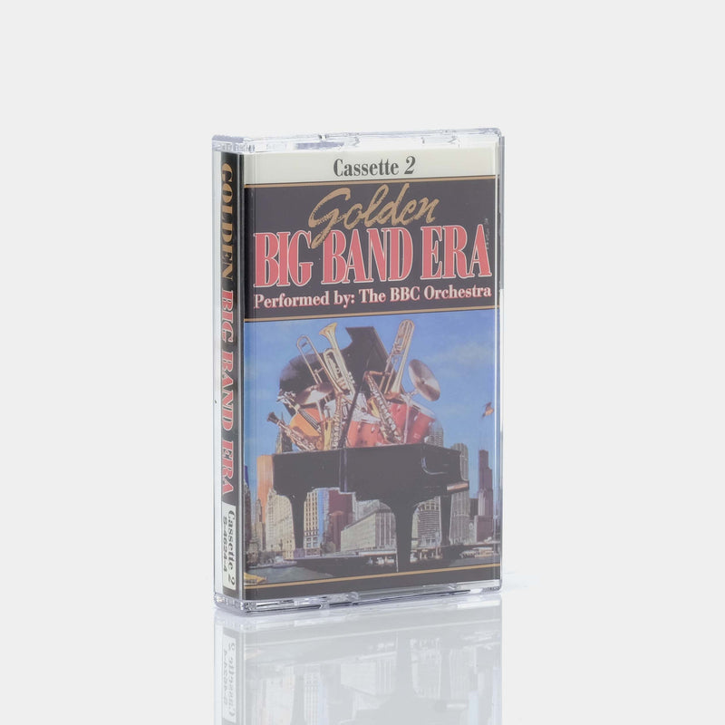 The BBC Orchestra - Golden Big Band Era Cassette Tape #2