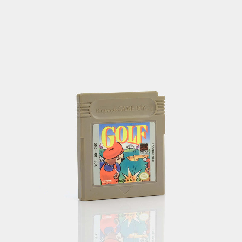 Golf (1990) Game Boy Game
