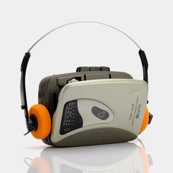 GPX AM/FM Portable Cassette Player