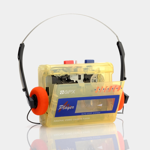 GPX C3015 Portable Cassette Player