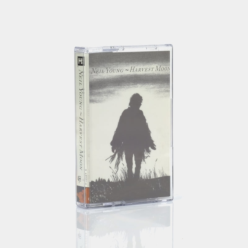 Neil Young - Harvest Moon (1992) Cassette Tape