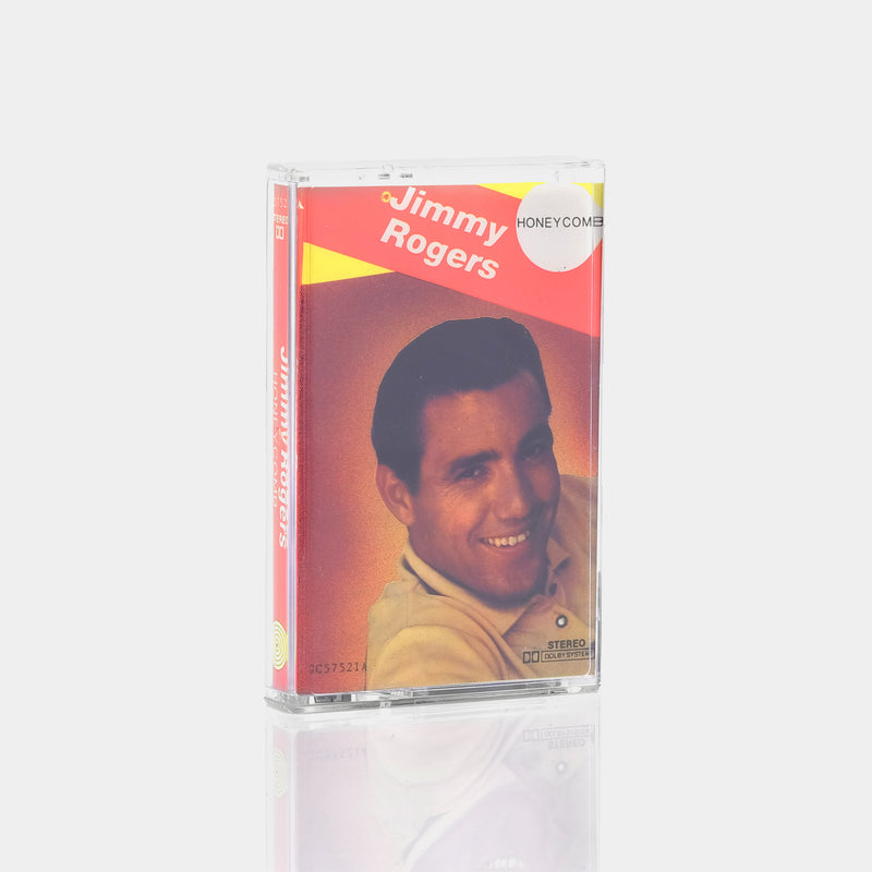 Jimmie Rodgers - Honeycomb (1973) Cassette Tape