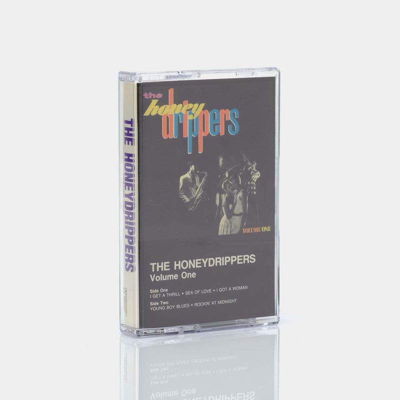 The Honeydrippers - Volume One (1984) Cassette Tape