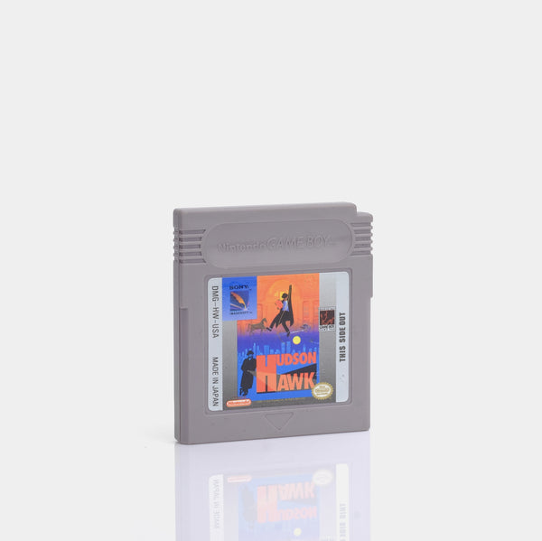 Hudson Hawk (1991) Game Boy Game