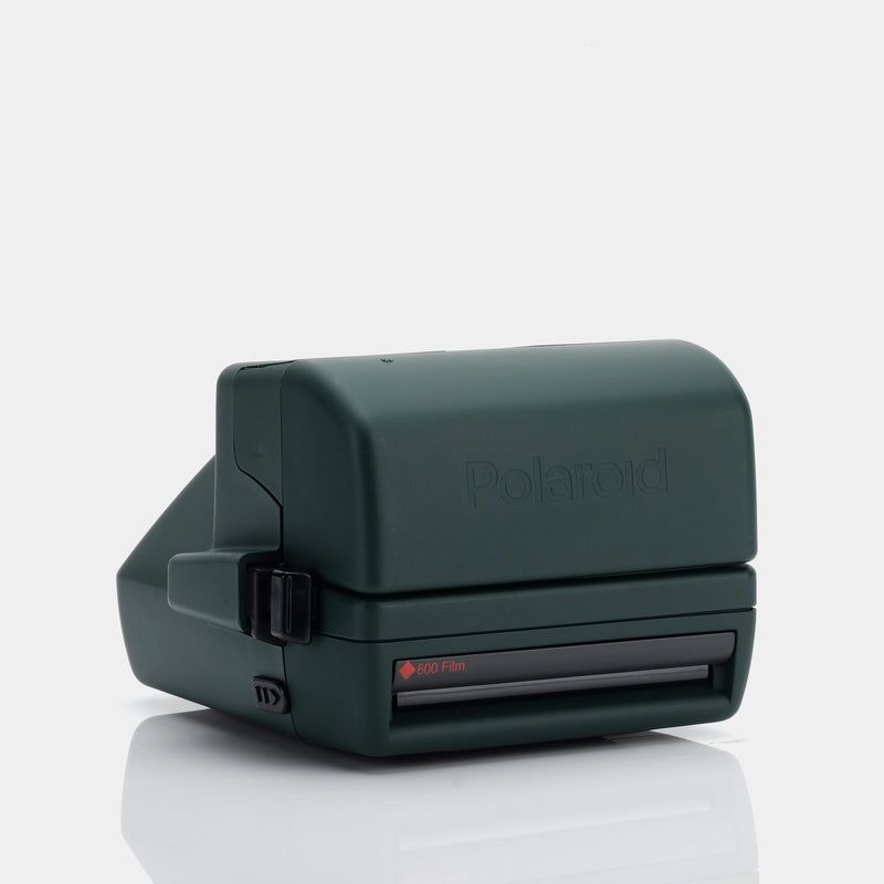 Polaroid Hunter Green 600 Autofocus Camera