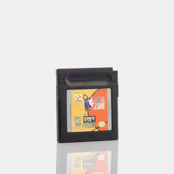 NBA In The Zone (1999) Game Boy Game
