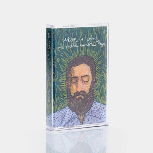 Iron & Wine - Our Endless Numbered Days (2004) Cassette Tape