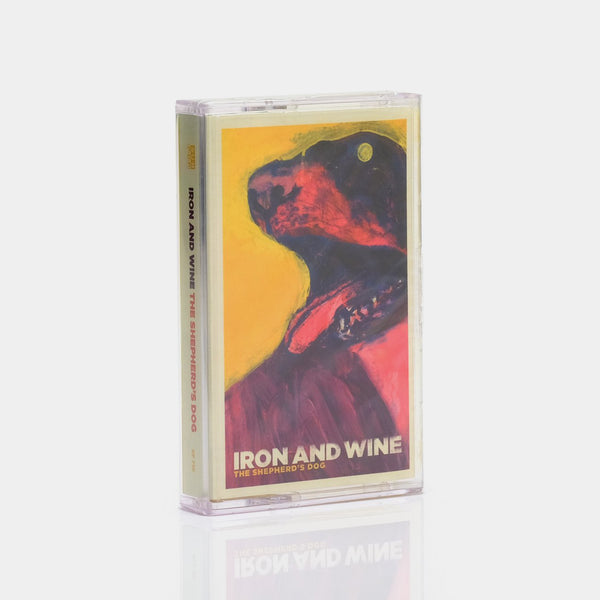 Iron & Wine - The Shepherd's Dog Cassette Tape