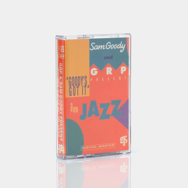 "Various Artists - Sam Goody & GRP Present ""Goody's Got It"" In Jazz (1992) Cassette Tape"